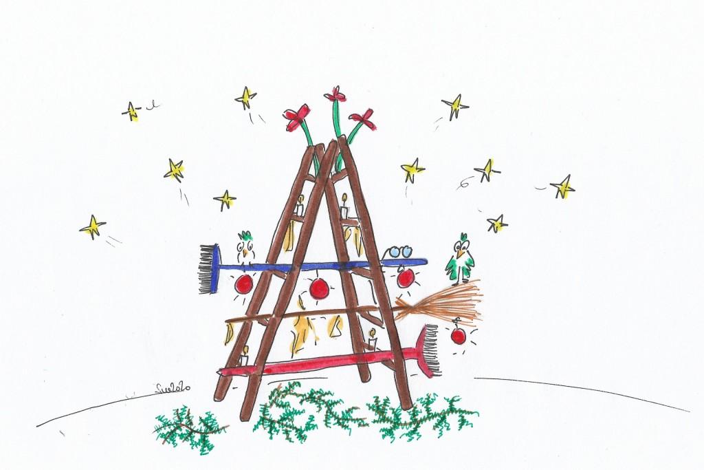 Der andere Weihnachtsbaum